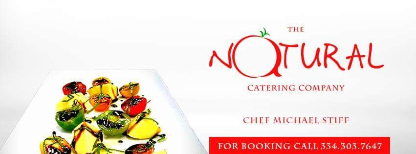 The Natural Catering and Event Specialists