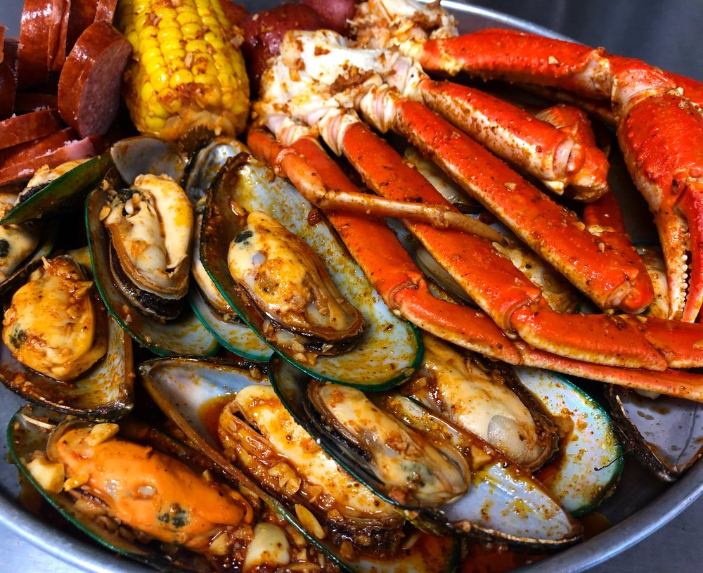 Florence Tasty Crab House: 104 Woody Jones Blvd, Florence, SC
