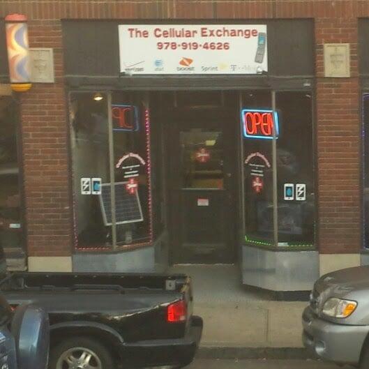 Cellular Exchange: 92 Main St, Gardner, MA