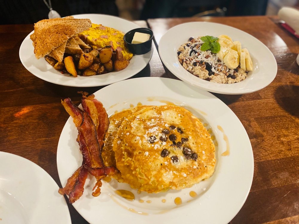 Food from Clarks American Bistro - Durham