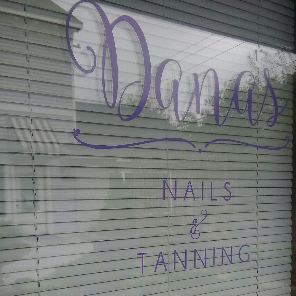 Dana's Nails and Tanning: 110 West State St, mancelona, MI