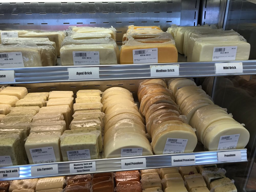Arena Cheese: 300 State Rd 14, Arena, WI