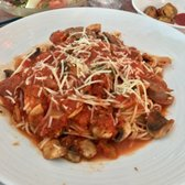 Photo Of Mario S Italian Restaurant Stuart Fl United States Spaghetti And Sausage