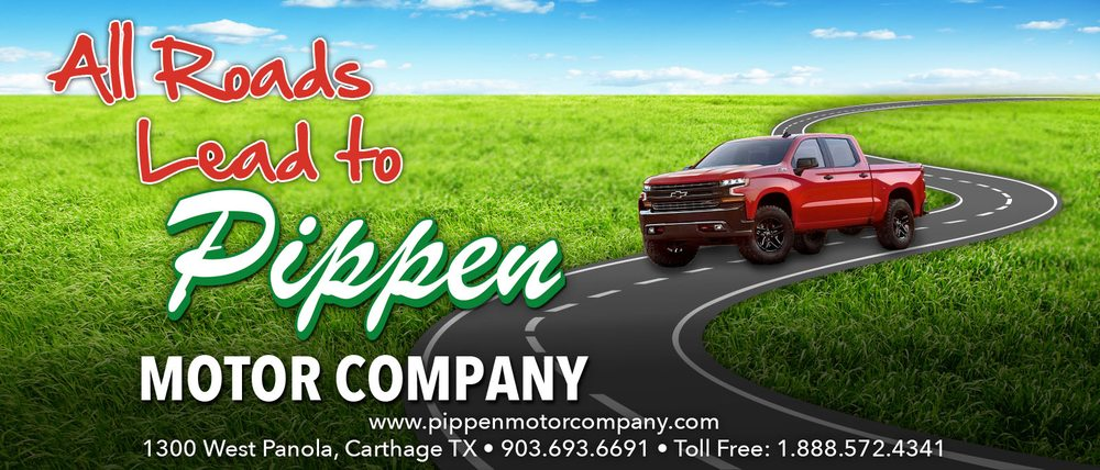Pippen Motor: 1300 W Panola St, Carthage, TX