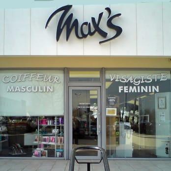 Max s coiffeurs salons de coiffure centre commercial for Salon coiffure amiens