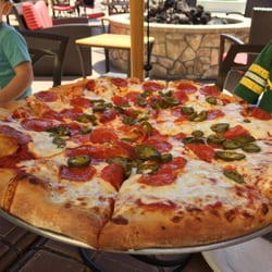 Photo Of Tower 15 Pizzeria Huntington Beach Ca United States Pepperoni And