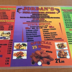 Jordan s fish chicken gyros chicken wings for Jordans fish and chicken near me