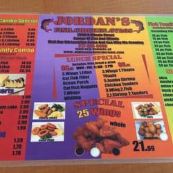 Jordan s fish chicken gyros chicken wings for Jordan s fish and chicken