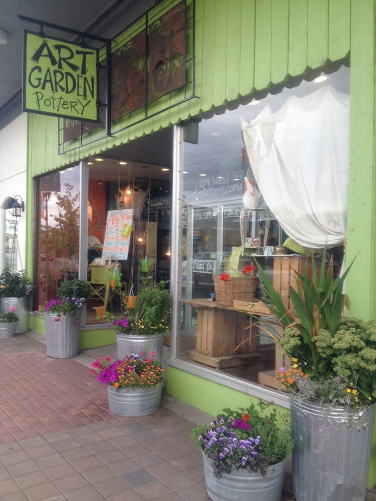 Artgarden Pottery Arts Crafts 104 W 3rd Ave Moses Lake Wa United States Phone Number