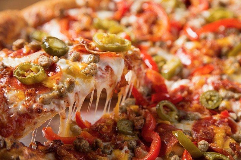 Hideaway Pizza: 1701 Shedeck Pkwy, Yukon, OK