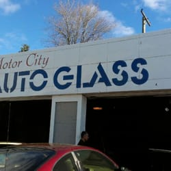 motor city auto glass windshield repair installation