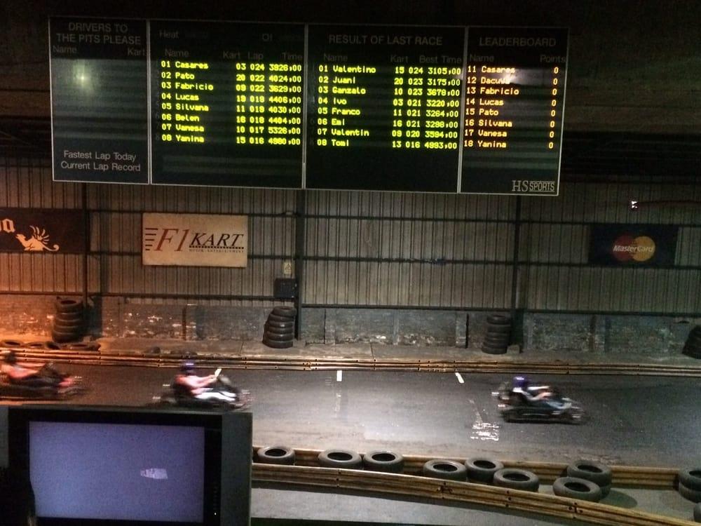 F1 Kart: Av. Rivadavia 9301, Buenos Aires, C