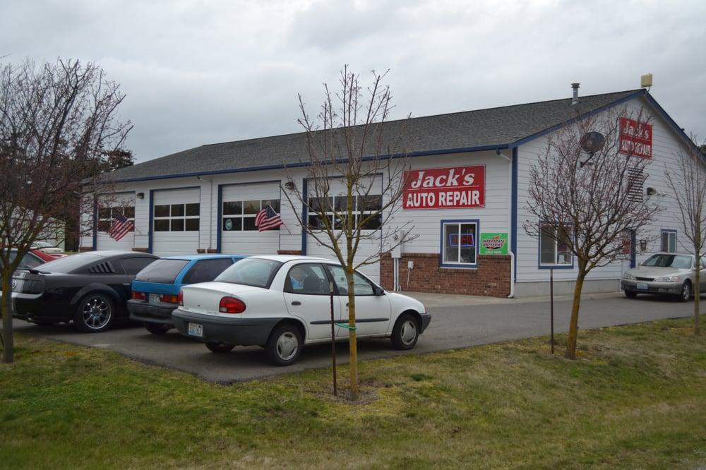 Jack s auto repair auto repair 3229 old goldie rd oak for Oak harbor motors service department