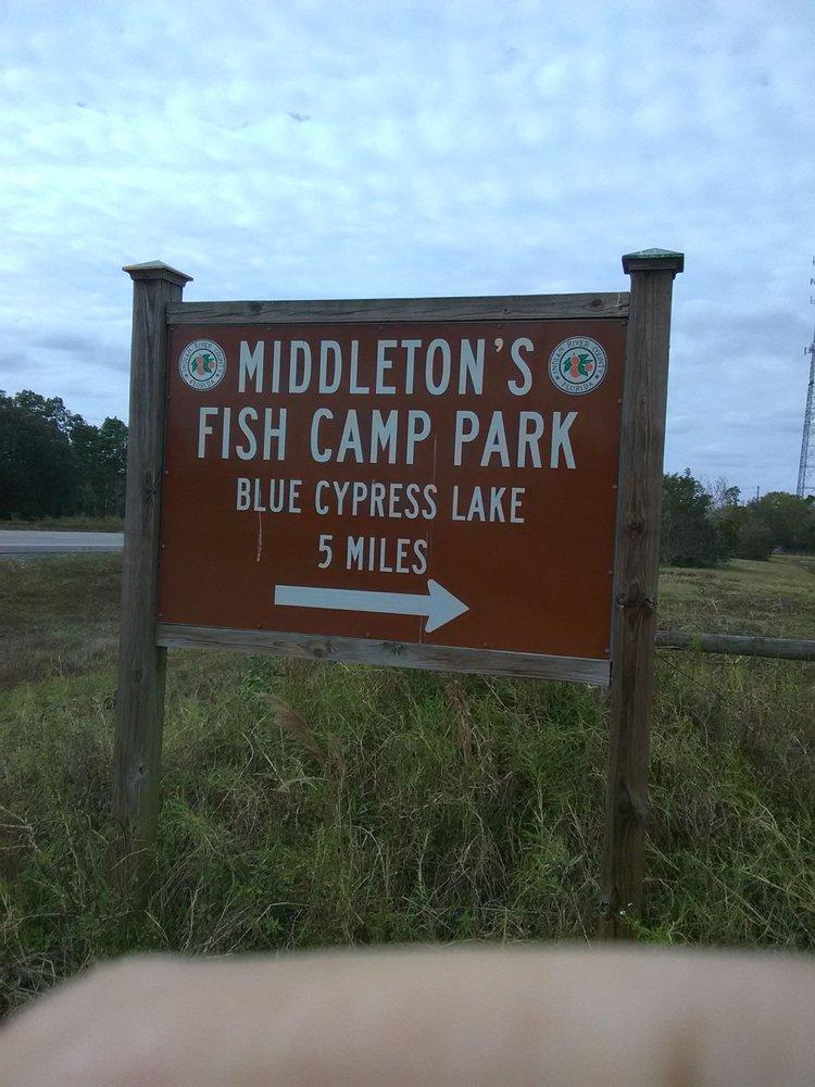 Millton's Fish Camp: 21704 73rd Manor, Vero Beach, FL
