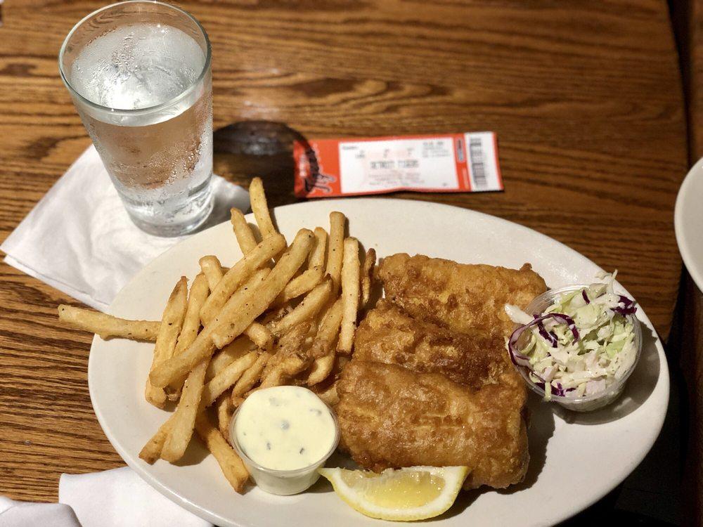 Fishbone's: 400 Monroe St, Detroit, MI
