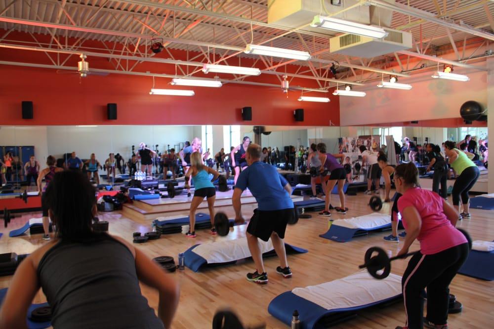 Group Fitness Studios 11