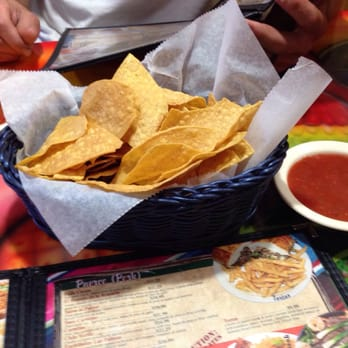 Photo Of Las Palmas Authentic Mexican Restaurant Platteville Wi United States Chips