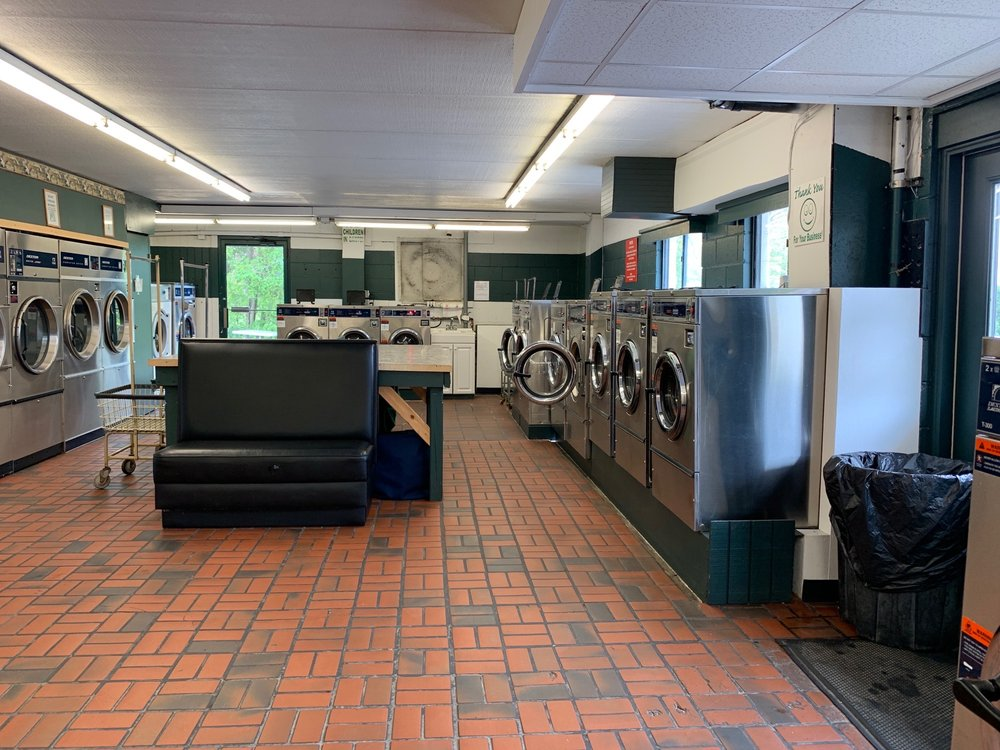 Basilon's Cleaners & Coin Laundry: 266 New Castle Rd, Butler, PA