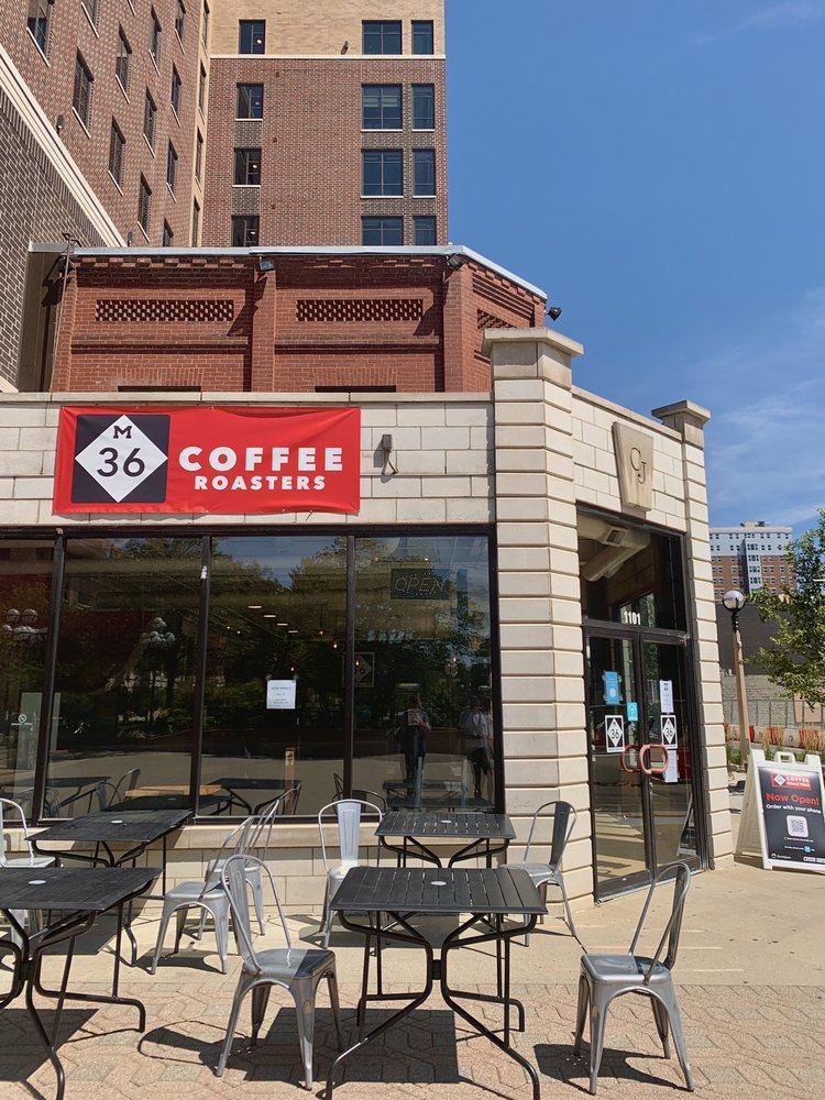 M36 Coffee Roasters: 1101 S University Ave, Ann Arbor, MI