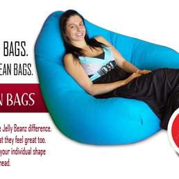 Photo Of Jelly Beanz Bean Bags