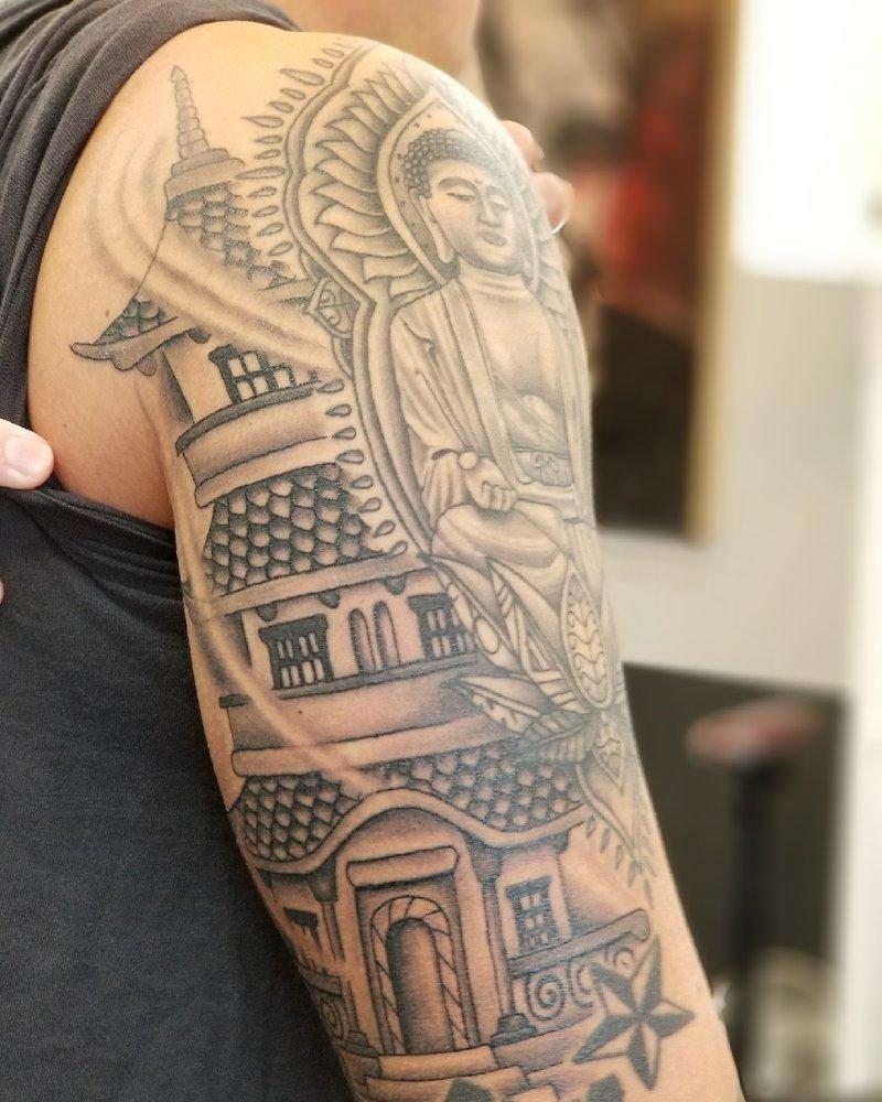 Allied Ink Tattoos & Piercings: 1415 Georgia St, Vallejo, CA