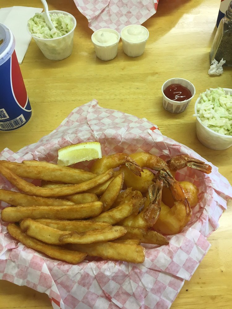 Rocky Mountain Seafood: 492 S Washington St, Afton, WY