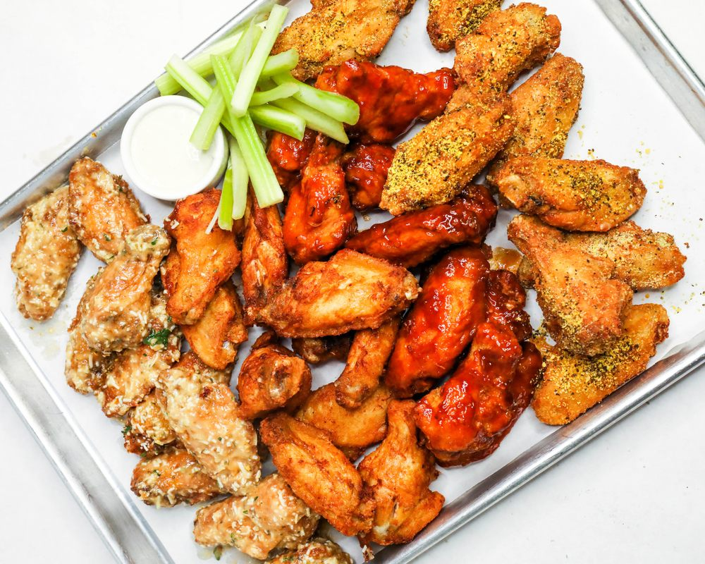 Wings & Things: 8507 14th Ave S, Seattle, WA