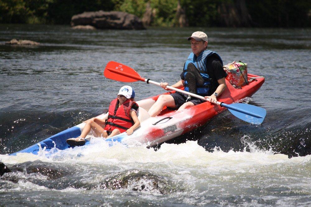 River Rats Kayak Rentals: 4937 E US 70, Broken Bow, OK
