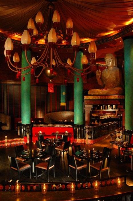 Palms casino las vegas restauranter