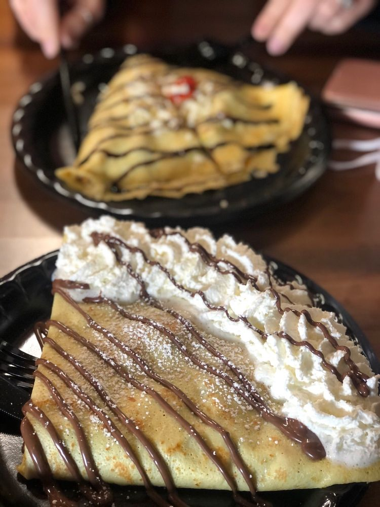 Cowboy Crepes: 617 Broadway St, Rock Springs, WY