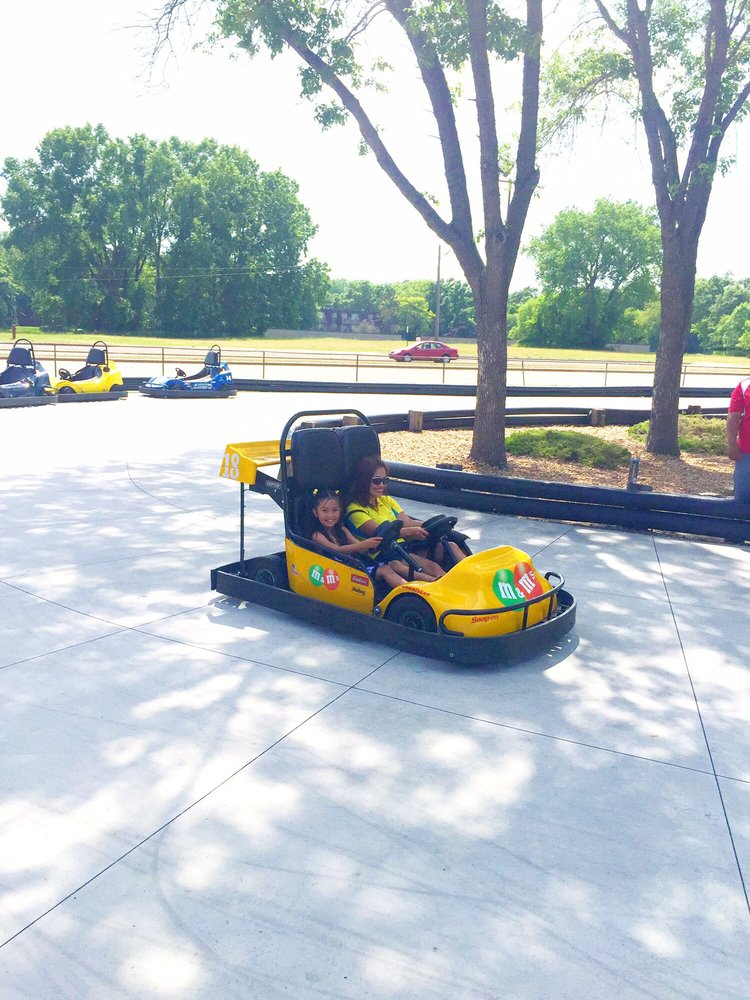 Lilli Putt Miniature Golf-Bumper Bots & Go Krt Trk