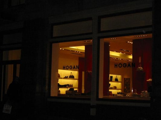 hogan shoes store new york