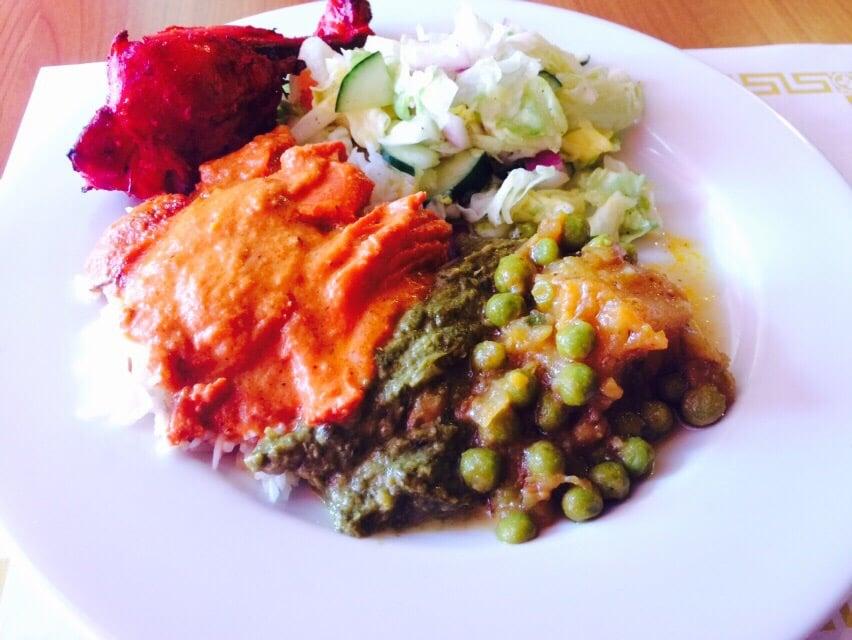 Indian Restaurants Near Roseville Ca