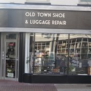 Old Town Shoe Luggage Repair Alexandria Va