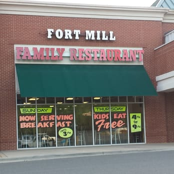 Photo Of Fort Mill Family Restaurant Sc United States