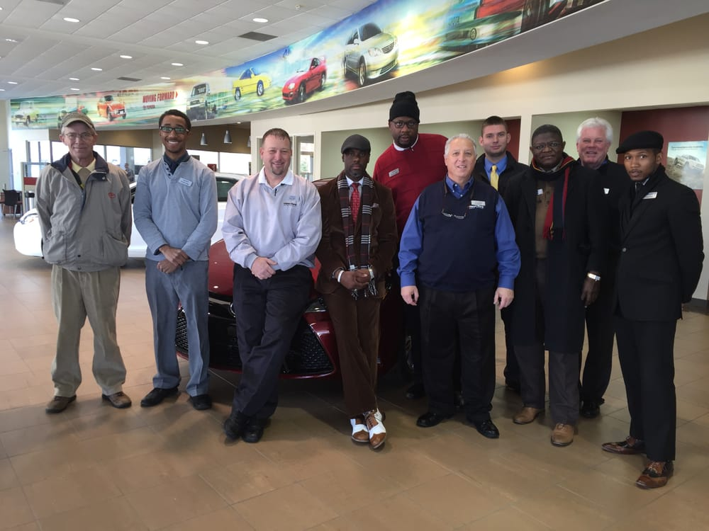 Some Of The Sales Staff At Vann York Toyota Yelp