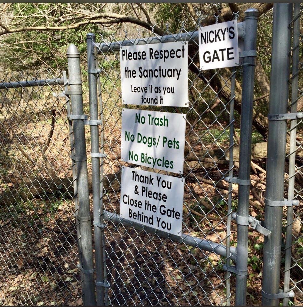 Weyanoke Bird and Wildflower Sanctuary: 1501 Armistead Bridge Rd, Norfolk, VA