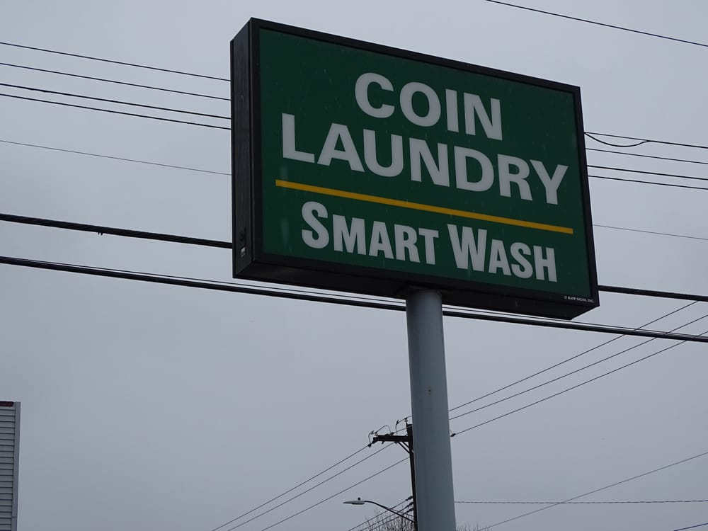 SmartWash Laundromat: 187 Robinson St, Binghamton, NY