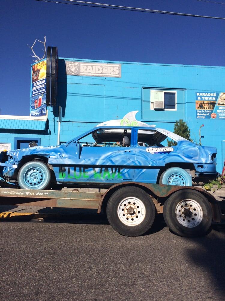 The Blue Wave: 2060 Rollandet St, Idaho Falls, ID