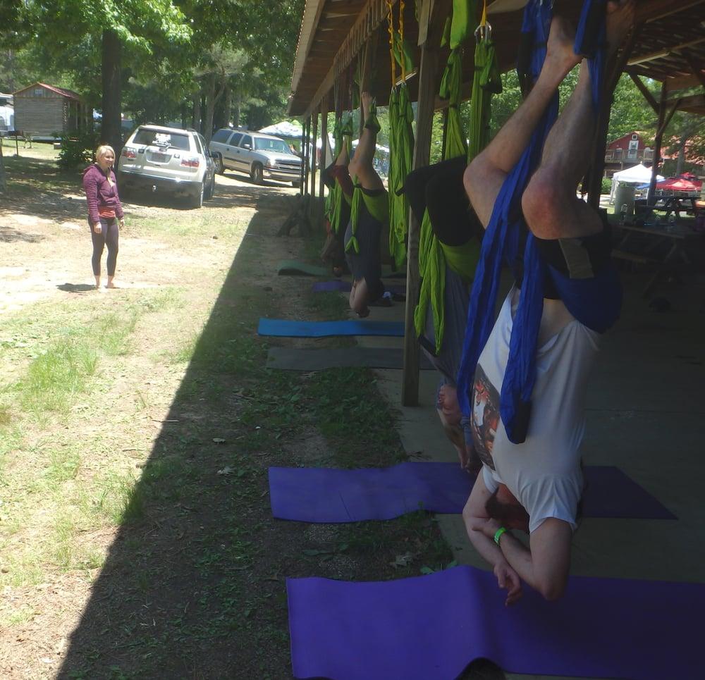 Yoga Trekking International: Birmingham, AL