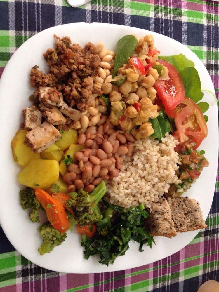Restaurante Vegetariano Boa Saúde