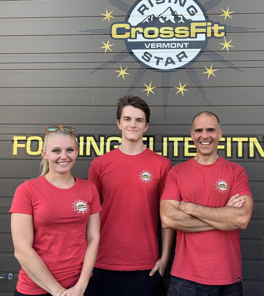 CrossFit Rising Star