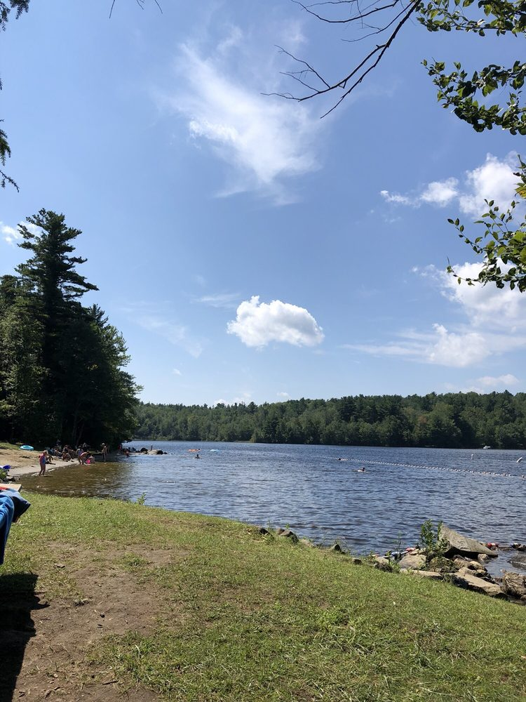Tolland State Forest: 410 Tolland Rd, East Otis, MA