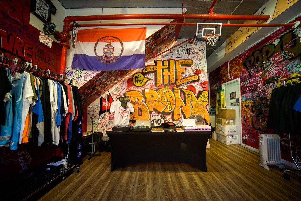 Bronx Native Shop