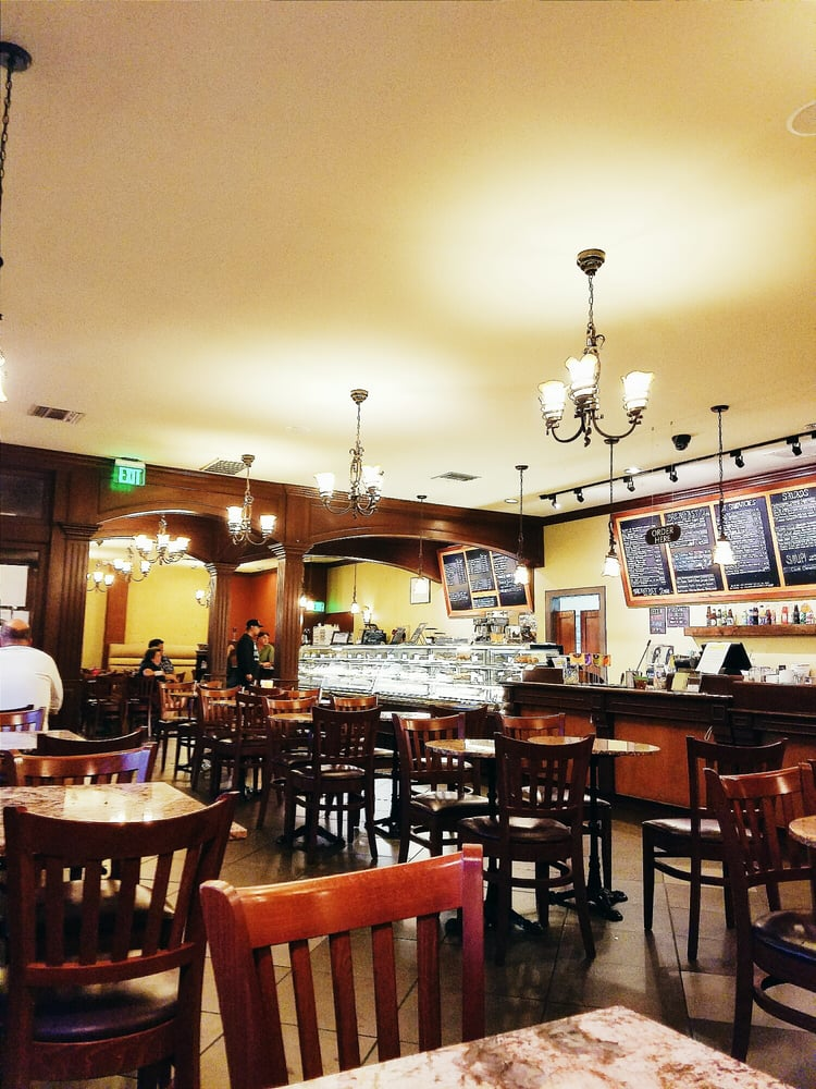 La Tartine Cafe Redwood City