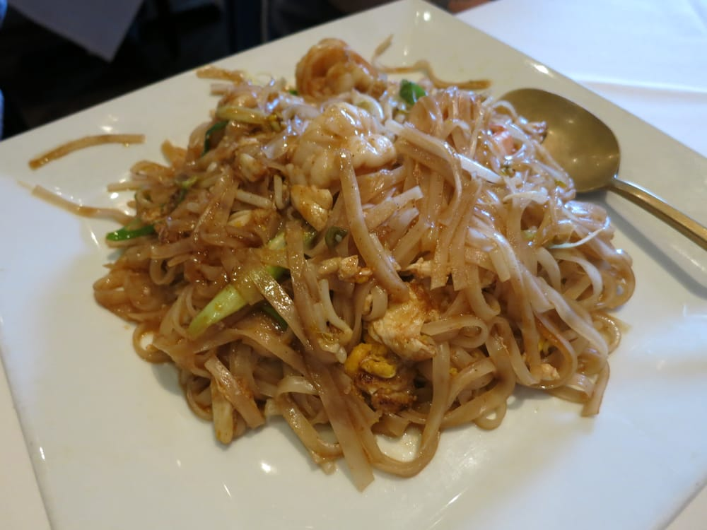 Thai Food Around Usc
