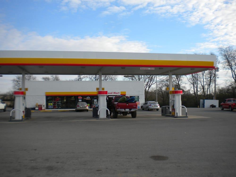 Shell: Dp Market, Murfreesboro, TN