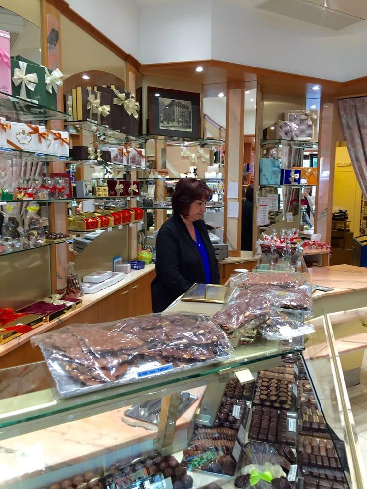 Zeller Chocolatier - Nahrungsmittel & Getränke - place de Longemalle ...
