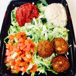 Photo Of Veggie Grill San Jose Ca United States Mediterranean Salad With