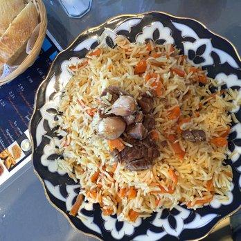 Afghan Restaurant Calgary